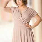 blusa elegante na cor bege