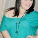 blusa na cor verde para gordinhas