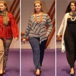 moda plus size 2013