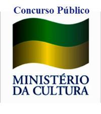concurso ministerio da cultura minc