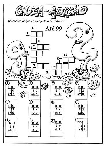 Atividades de matemática 2 ano fundamental - 4