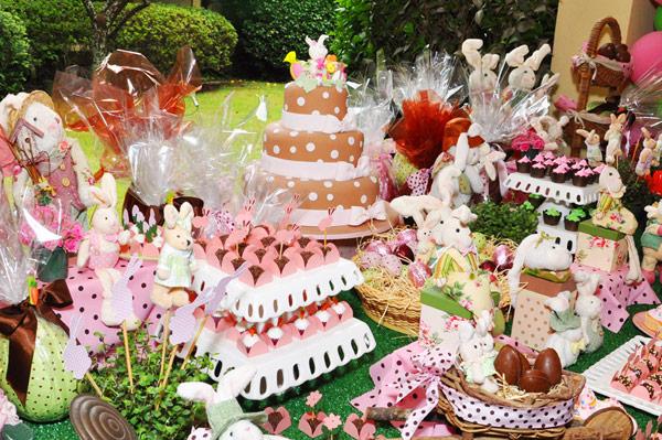 Decoração para festa de páscoa 2013 - imagem 2