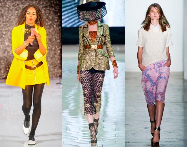 Tendências de roupas para o inverno 2013 - 2