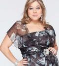Modelos de vestidos de festa para gordinhas 2013 - imagem destacada