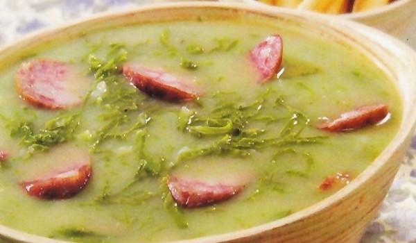 receita de caldo-verde tradicional