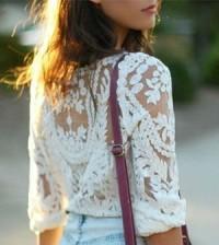 Moda Renda Verão 2014