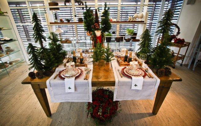 Fotos de mesas de natal decoradas - Fotos de mesas decoradas ...