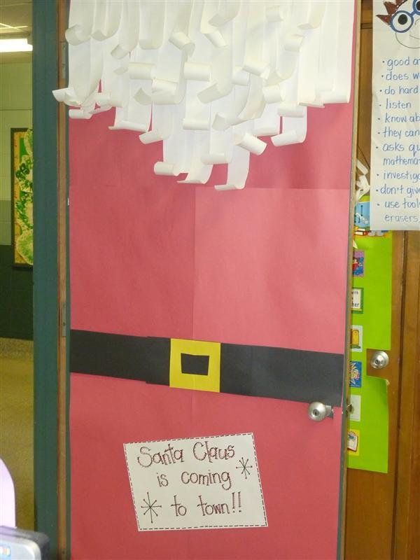 decoracao de sala natal : decoracao de sala natal:Sugestões de enfeites natalinos para sala de aula