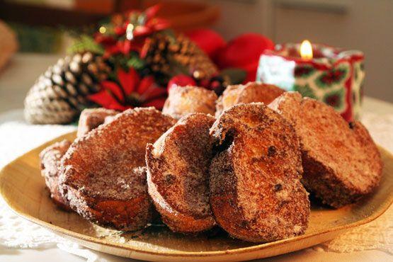As rabanadas são sobremesas baratas para uma ceia de Natal econômica (foto: Divulgação)