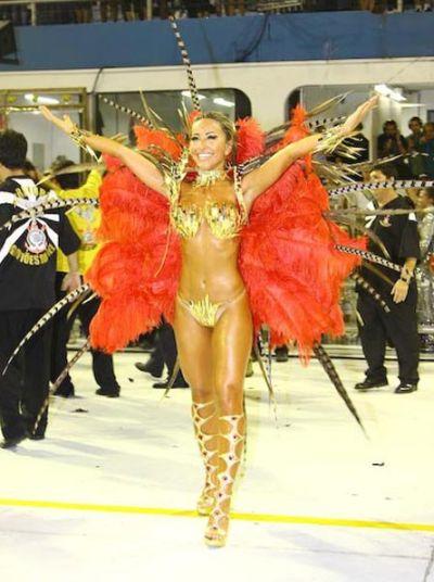 Confira as dicas das celebridades para ficar em forma para o carnaval (Foto: Divulgação)