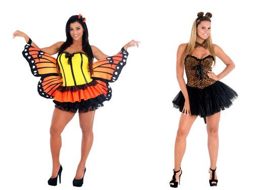 Precisa de ideias para a sua fantasia de carnaval? Veja 25