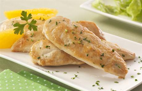 file de frango grelhado (Custom)