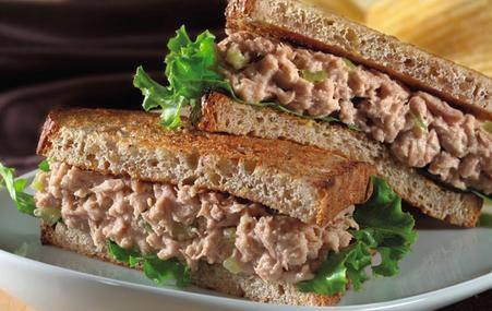 sanduiche de atum