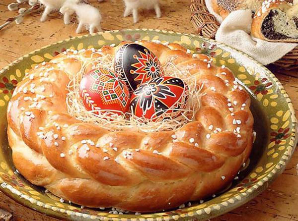 Osterzopf é a comida típica alemã na Páscoa (foto: Divulgação)