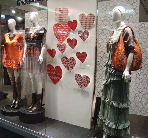 decoracao vitrine dia das maes Vale o Clique! -> Decoração Dia Das Mães Em Loja