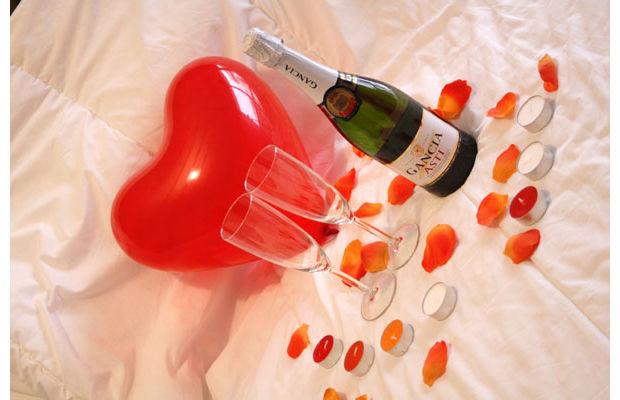Ideias para decorar o quarto no Dia dos Namorados
