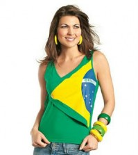 Look Copa do Mundo 2014