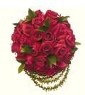 Arranjo de flores para casamento