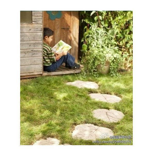 Placa decorativa de jardim passo a passo