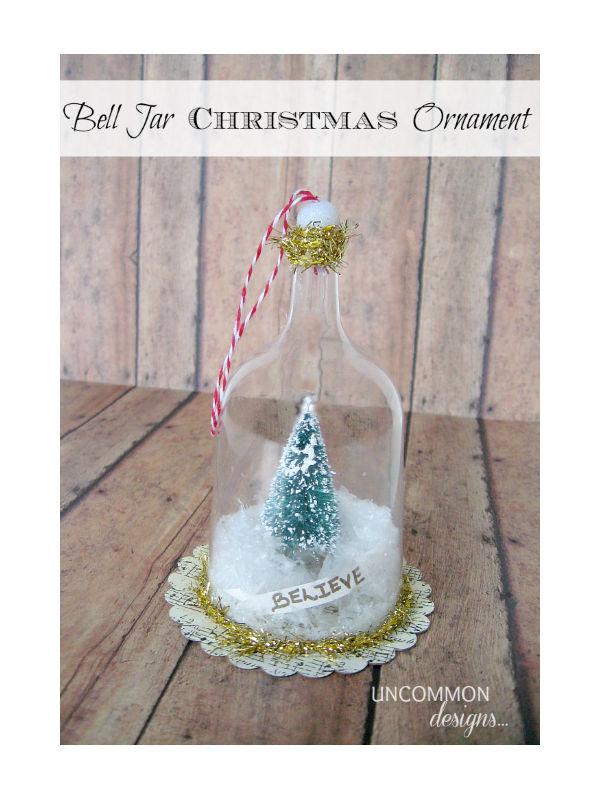 Enfeite De Taça ~ Enfeite de Natal feito de taça de plástico