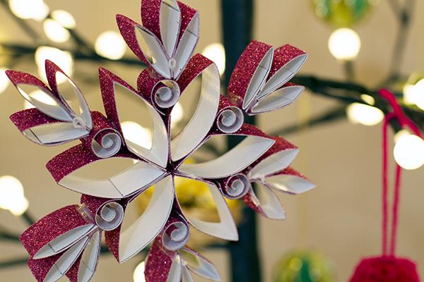 enfeites de natal para jardim passo a passo : enfeites de natal para jardim passo a passo:Handmade Christmas Ornament Believe