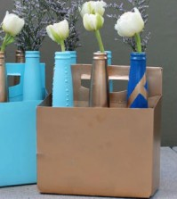 Vasos de garafas