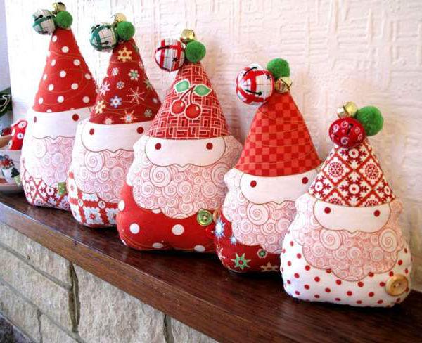 Artesanato Vintage Passo A Passo ~ Artesanato para o Natal 2015 Ideias e dicas