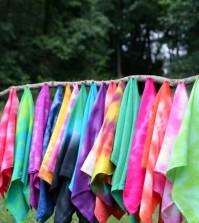 16 Dicas para Fazer Tie Dye em Casa