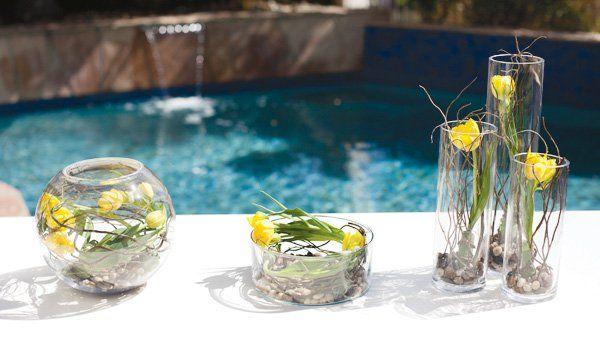 Festas e casas podem ganhar este lindo centro de mesa com tupila (Foto: blog.hwtm.com)
