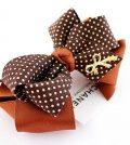 Ideias de laços diferentes feitos com fita não faltam (Foto: lovethispic.com)