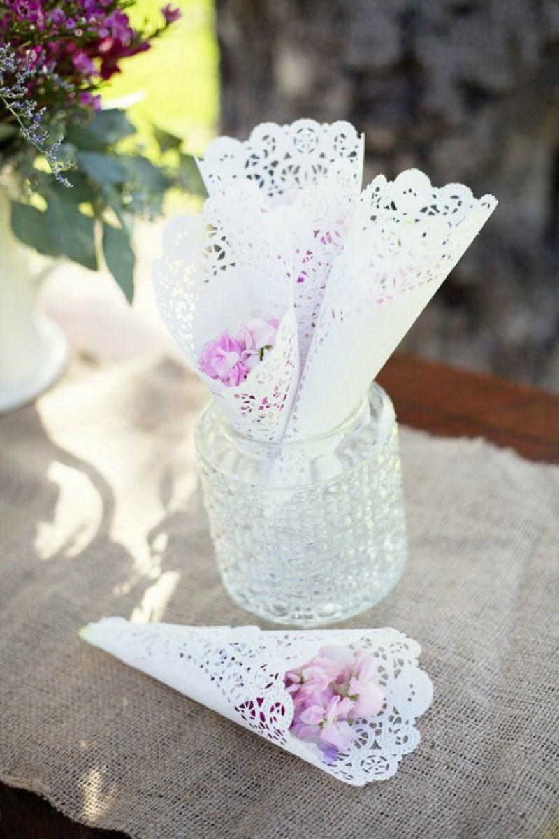 artesanato com guardanapo de papel