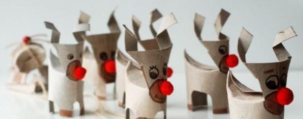 ideias-de-artesanatos-para-o-natal-com-rolos-de-papel