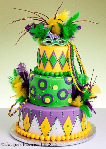 bolo carnaval festa