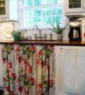 ideias de artesanato para pia de cozinha