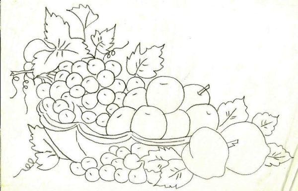 risco de frutas