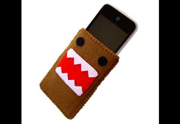 case de celular monstro