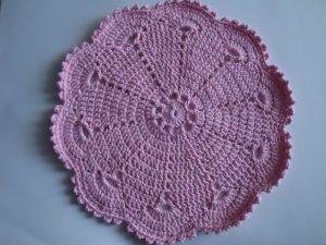 croche lilas