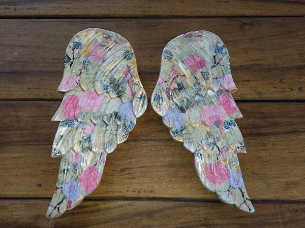asas de papel