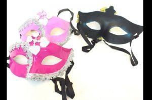 mascara de carnaval bonita