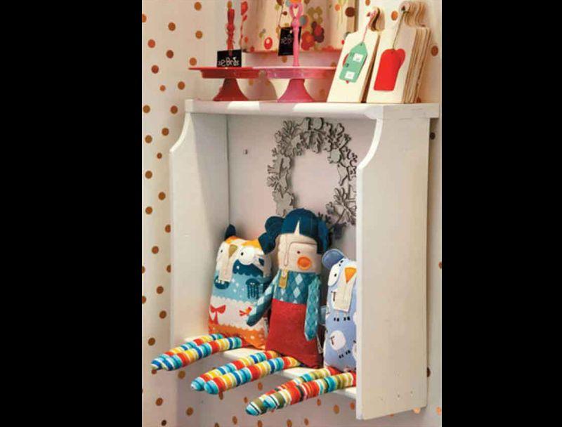 prateleira para quarto de bebe gaveta