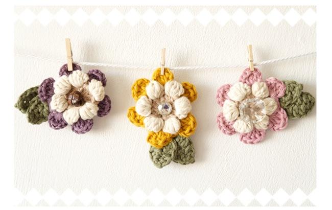 flor de croche de pipoca 19