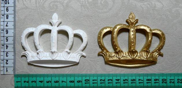artesanato de resina coroa 2