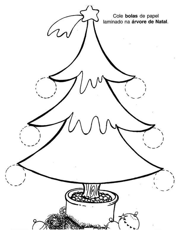 Atividades De Natal Para Educação Infantil Ideias Modelos Para Imprimir