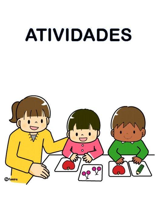 atividades de rotina para educação infantil