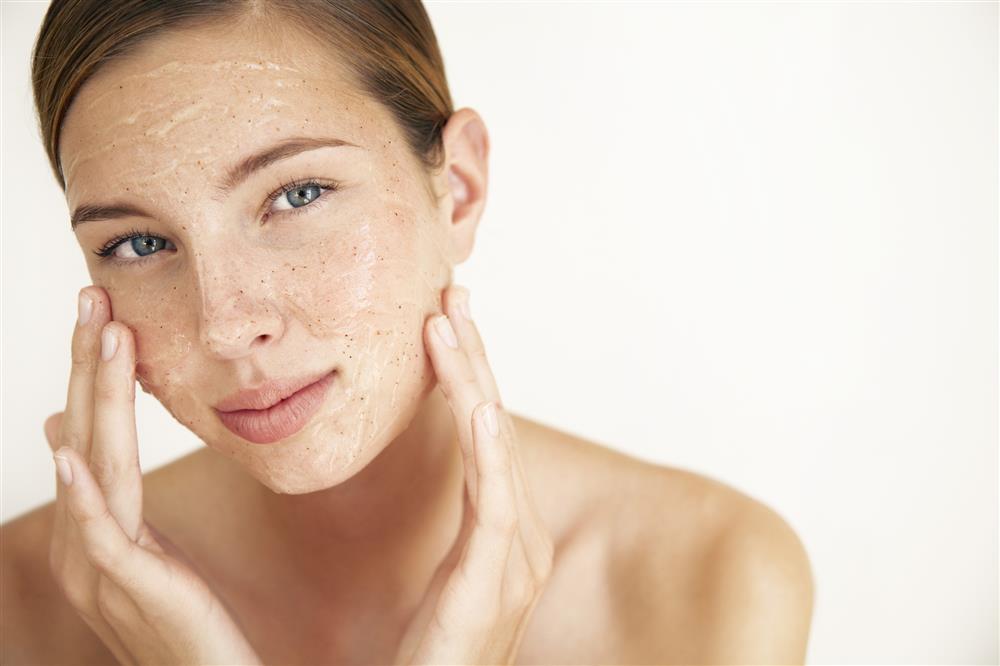 esfoliante caseiro para o rosto com bicarbonato