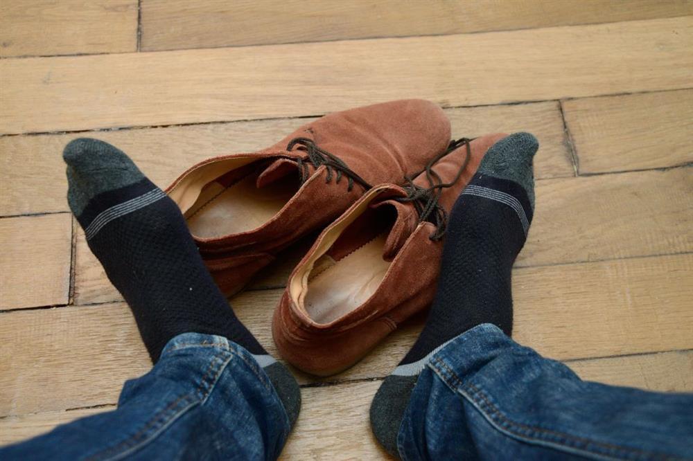 Como tirar chulé do sapato com vinagre