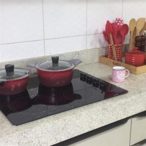 como limpar cooktop por indução