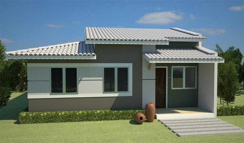 Modelos de casas modernas vale o clique for Modelos parrillas para casas
