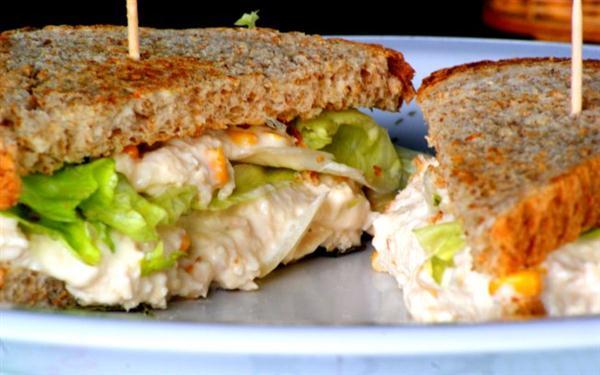 sanduiche light