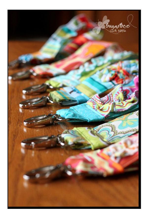 Aparador De Grama Eletrica ~ 10 ideias baratas e criativas de artesanato com tecido 6 Vale o Clique!